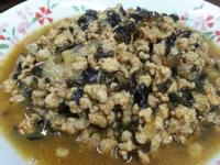 黑木耳洋蔥滷肉燥