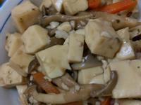 (蛋素) 家常雞蛋豆腐