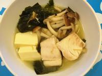 味增鯛魚湯
