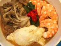 泰式酸辣鮮蝦麵