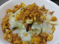 香菇干貝燴白菜