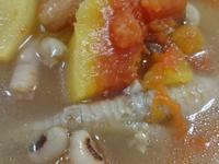 木瓜雞腳湯