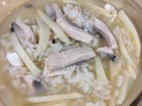 虱目魚竹筍粥