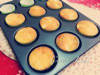 鳳梨瑪芬蛋糕(參考carol老師)