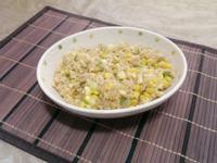 玉米蛋炒飯