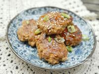 醬油肉餅 【下飯料理】