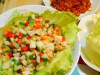 年菜系列-五彩繽紛蝦鬆
