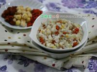 素食副食品分享-紅棗雪蓮子粥