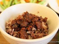 鑄鐵鍋煮滷肉飯&滷豬腱肉