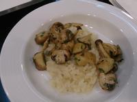 義大利野菇燉飯