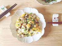 _ 韭花蘑菇炒蛋