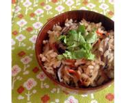 KURI's│鹹豬肉炊飯