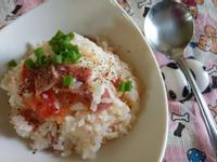 懶人料理─蕃茄蔬菜飯