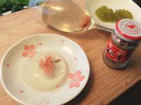 鹽漬櫻花凍