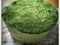 [超簡易]抺茶芝士餅