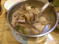 清燉豬腳湯