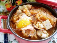 韓式泡菜豆腐冬粉煲