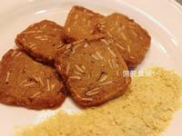 杏仁地瓜酥餅