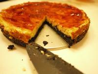 草莓乳酪塔(oreo底)