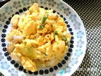 蟹腳肉炒蛋