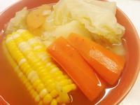 **超甜瘦身湯水🍵~雜菜薯仔瘦肉湯