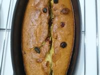 香蕉蔓越莓磅蛋糕