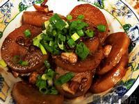 醬燒蘿蔔片