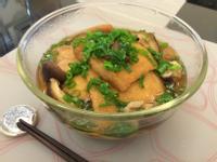 日式豆皮烏龍麵