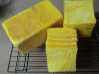 天然酵母南瓜鮮奶大理石吐司
