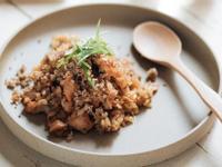 【信豐農場】鮭魚紅藜炊飯