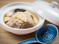 酸白菜香菇雞湯@Selina Wu