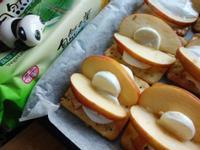 派對蘋果綿花餅乾【自然の顏餅乾趴】