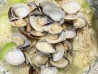 絲瓜蛤蠣金針菇湯