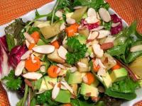 酪梨地瓜綜合生菜沙拉
