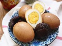 免滷包電鍋版~香菇茶葉蛋【味道福爾摩莎】