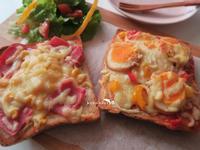 pizza吐司 簡易版