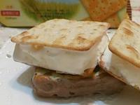 三明治冰淇淋【自然の顏餅乾趴】