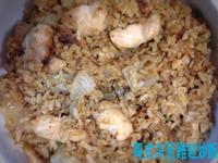 🍚粵式洋葱🐣雞粒🐣炒飯🍚