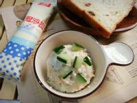 馬鈴薯黃瓜蛋沙拉【滿分早點X桂冠沙拉】