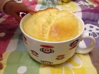副食品寶寶版棉花糖杯子蛋糕