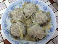 蒸釀鮮冬菇