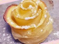 蘋果玫瑰花派(水波爐料理)