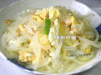 瑪莉廚房:洋蔥炒蛋《超簡易的家常菜》