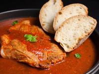 超美味!義大利比薩式番茄牛肉排