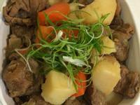 牛肉燒馬鈴薯