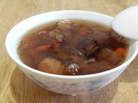 桂圓紅棗白木耳甜湯