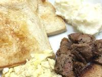 「超低價50元」骰子牛輕食早午餐