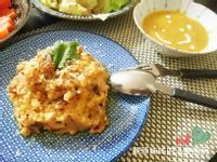 奶香雞肉菇菇燉飯