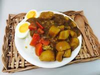 [電鍋料理]雞肉咖哩飯