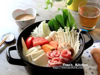 豬肉元氣蔬菜鍋【全聯火鍋祭】